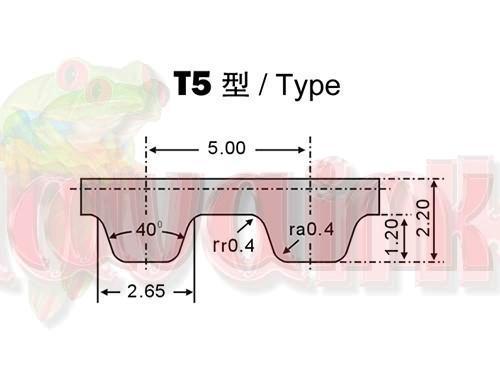 Belt Type T
