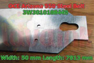 OCE Arizona 550 Steel Belt 3010108440 | OCE 550 GT Steel Belt | OCE 550 XGT Steel Belt | Fujifilm Acuity Advance HS HD3545 Steel Belt | Fujifilm Acuity Advance HS HD3545 X2 Steel Belt