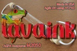Agfa Anapurna M2050 UV Lamp