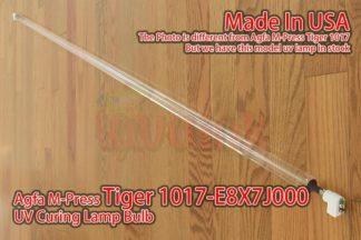 Agfa M-Press Tiger 1017 UV Lamp