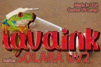 Gerber SOLARA UV2 UV Lamp SO 055A