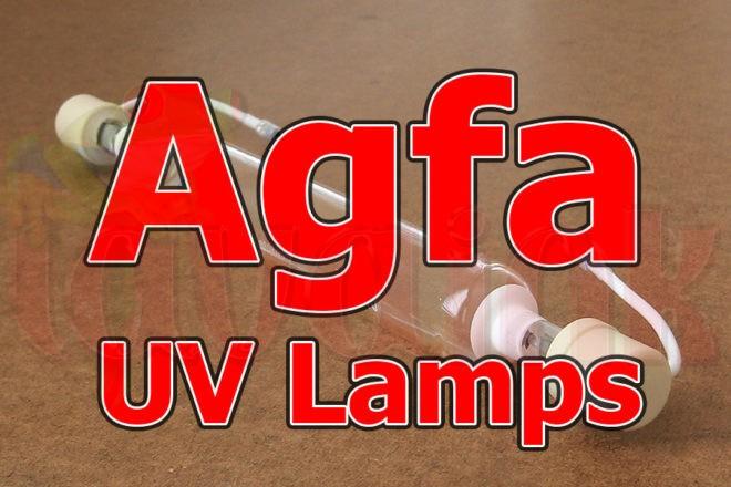 Agfa UV Lamp