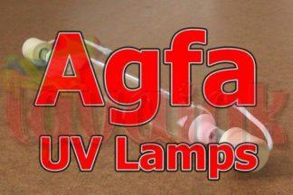 Agfa UV Lamp | Lámpara UV de Agfa | Agfa UV Lampe | Lampe UV Agfa | Agfa УФ-лампы | Lâmpada UV Agfa