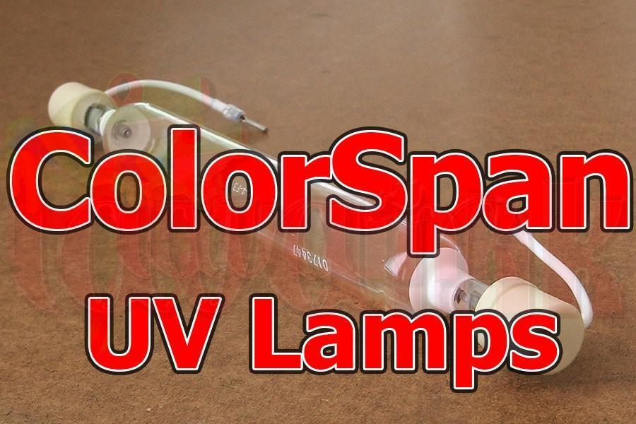 Colorspan UV Lamp