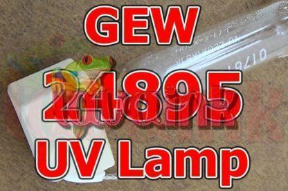 GEW 24895 UV Lamp