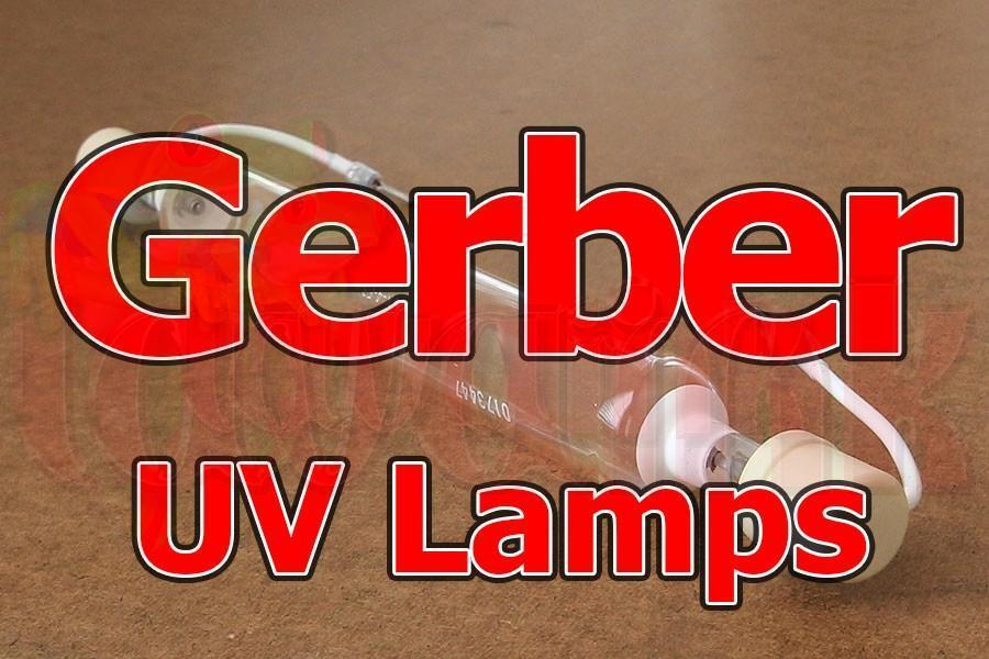 Gerber UV Lamp