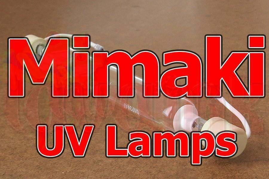 Mimaki UV Lamp