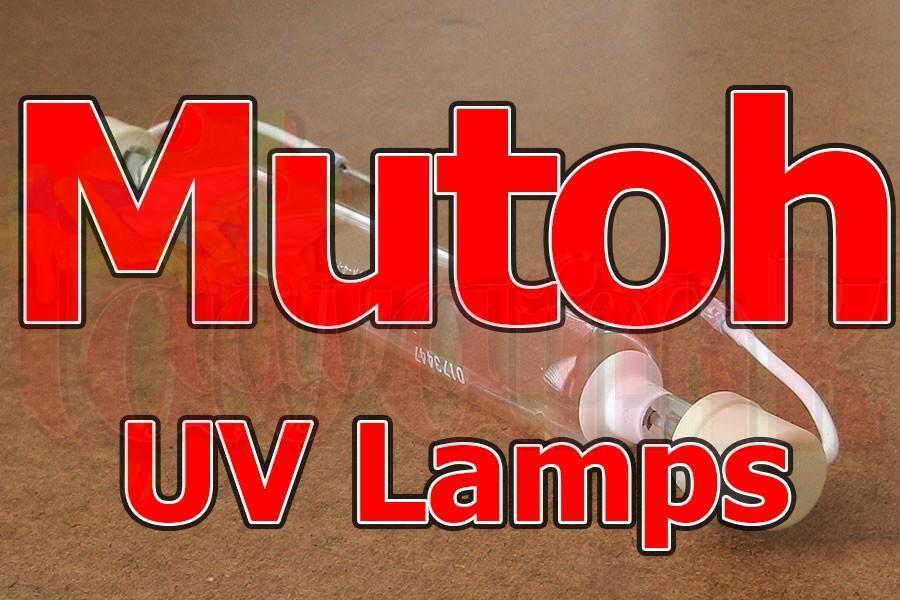 Mutoh UV Lamp