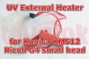 UV Parts Printhead External Heater Image