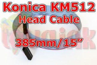 Konica KM512 Head Cable