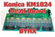 UV Parts Konica KM1024 Head Board BYHX Image