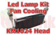 UV Parts Konica KM1024 LED Lamp Kit Fan Cooling System Image