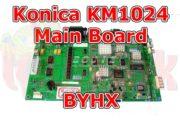 UV Parts Konica KM1024 Mian Board BYHX Image