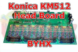 Konica KM512 Head Board BYHX