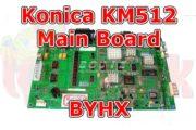 UV Parts Konica KM512 Main Board BYHX Image