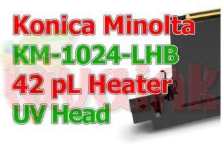 Konica Minolta KM-1024-LHB 42pL UV PrintHead