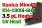 UV Parts Konica UV Printehead KM1800i SHC Image