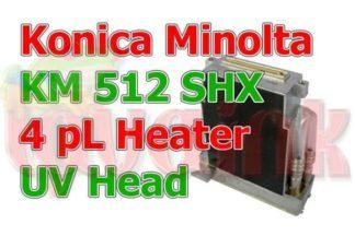 Konica Minolta KM-512-SHX 4pL UV Print Head