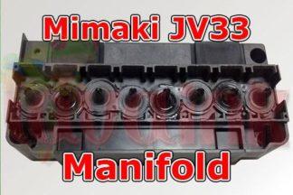 Mimaki JV33 Manifold Adapter   Adapter Manifold DX5   Mutoh VJ 1604 manifold
