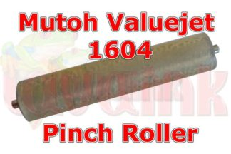 Mutoh Valuejet 1604 Pinch Roller | MUTOH VJ1604 Pinch Roller Wheel | 1204 1304 1324 1614 1608 1624 1638 2606 2624 2638