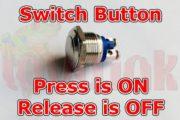 UV Parts Negative Pressure Control Button Image