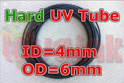 Hard UV Ink Tube ID=4 OD=6