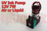 UV Parts UV Negative Pressure Pump 12V 7W Image