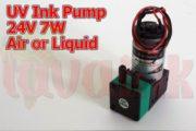 UV Parts UV Negative Pressure Pump 24V 7W Image