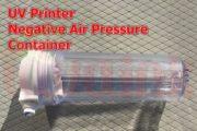 UV Parts Negative Pressure Container Image