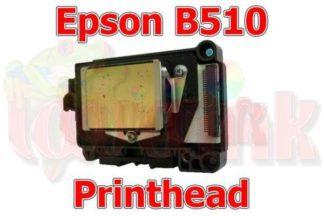 Epson B510 Printhead