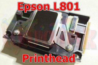 Epson L801 Printhead
