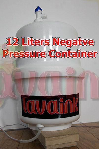 Negative Pressure Container Chamber