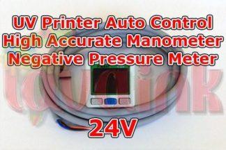 Negative Pressure Meter 24V Automatic range switching