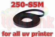 UV Parts UV Printer Belt 250-S5M25 Image