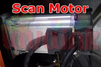 UV Printer Scan Motor