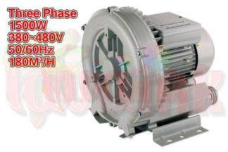 Three Phase Vacuum Pump 1500W