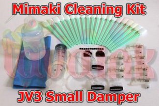 mimaki cleaning kit jv3 3 heads small damper