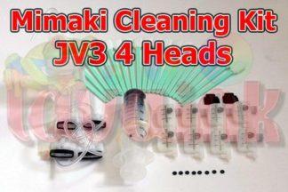 mimaki cleaning kit jv3 4 heads small damper