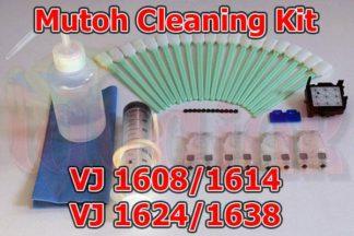 Mutoh Cleaning Kit VJ 1608 1614 1624 1638