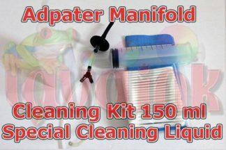 adapter manifold universal cleaning kit