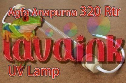 Agfa Anapurna 320 Rtr UV Lamp | Agfa UV Lamp