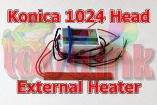 External UV Printhead Heater Kit Big