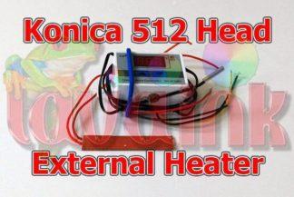 External UV Printhead Heater Kit Small