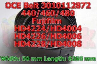 OCE Arizona 440 Steel Belt 3010112872 | OCE 460 Steel Belt |OCE 480 Steel Belt | Fujifilm Acuity Advance Select HD4224 | HD4004 | HD4226 |HD4006 | HD4228 | HD4008