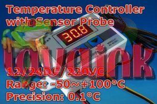 Temperature Controller | UV Printhead Heater