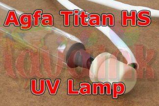 AGFA Titan HS UV Lamp
