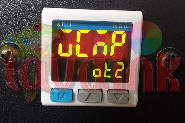 Standalone Negative Air Pressure System Setup 2