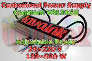 Customized Constant VOLTAGE Adjustable Power Supply
