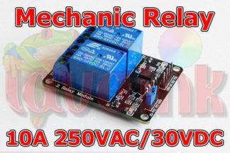 Mechanic Relay 10A
