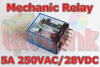 Mechanic Relay 5 A